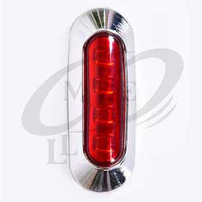 چراغ بیضی پیچ مخفی دور استیل|چراغ|تولیدی چراغ|تولیدی چراغ جات|تولید کننده چراغ|لوازم لوکس|چراغ کامیون