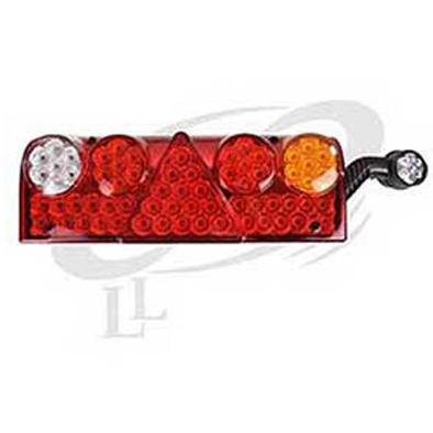 چراغ خطر ماموت SMD جدید چراغ تولیدی چراغ تولیدی چراغ جات تولید کننده چراغ لوازم لوکس چراغ کامیون